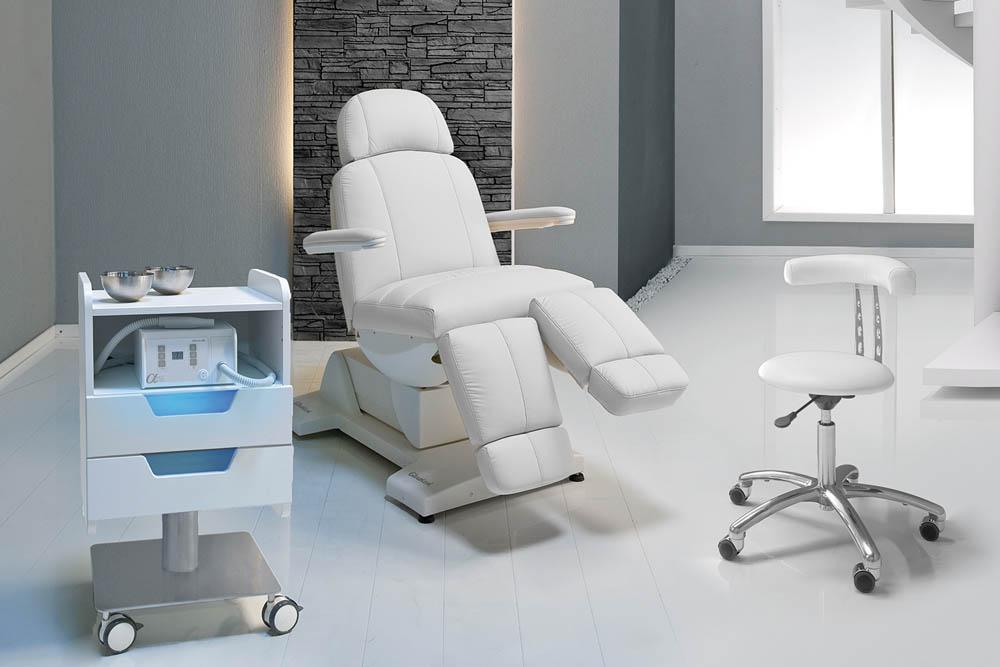Gharieni podiatry chair SPL Podo soft